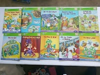 10 Leap Tag books Vacaville, 95688
