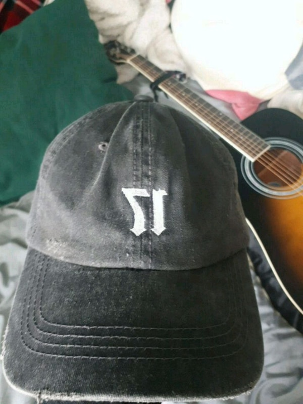 e646f6570be7e Used REAL xxxtentacion merch dad hat for sale in Barrie - letgo
