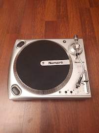 Numark Turntable Usb
