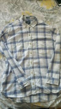 Abercrombie and Fitch Plaid Shirt Toronto, M9P 1A9