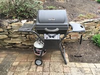 gray Char-Broil gas grill Saratoga Springs, 12866