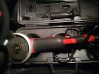 red and black corded power tool Vancouver, V5L 2X9