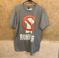 NWOT! Say no to rompers t-shirt (xl)