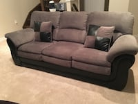 Couch set ( price is negotiable ) Hamilton