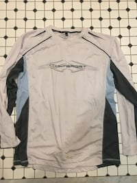 Dry fit long sleeve athletic shirt Toronto, M6K 1G5