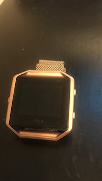 Fitbit blaze with rose gold watch  Los Angeles, 90012
