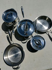 stainless steel cooking pot Vacaville, 95687