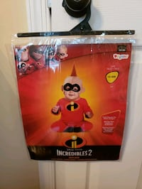 Incredibles 2 (Jack-Jack), Halloween Costume Woodbridge, 22193