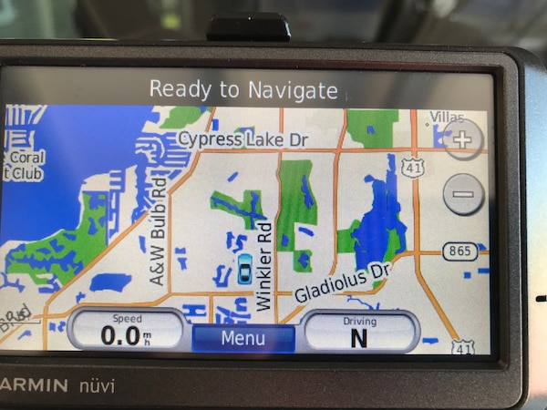 Used Gray garmin gps navigator-lifetime map upgrade for sale ... Garmin Maps For Sale on maps for tomtom, maps for blackberry, maps for humminbird, maps for hp, maps for gps,