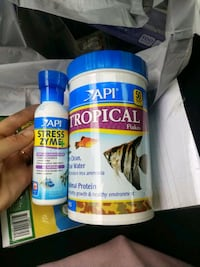 Tropical fish food and cleaner  North Preston, B2Z 1A3