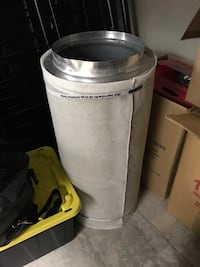 Air scrubber and tables  Mission Viejo, 92692