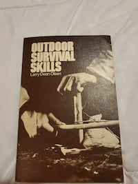 Outdoor survival skills   Larry Dean Olson