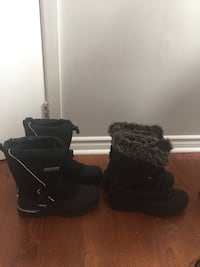Winter boots - (Both) - Moving Sale Toronto, M8V 3K4