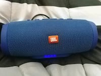 black JBL portable bluetooth speaker Mississauga