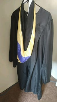 Graduation Gown (Black) Catonsville