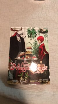 Ancient Magus Bride Vol. 1 manga