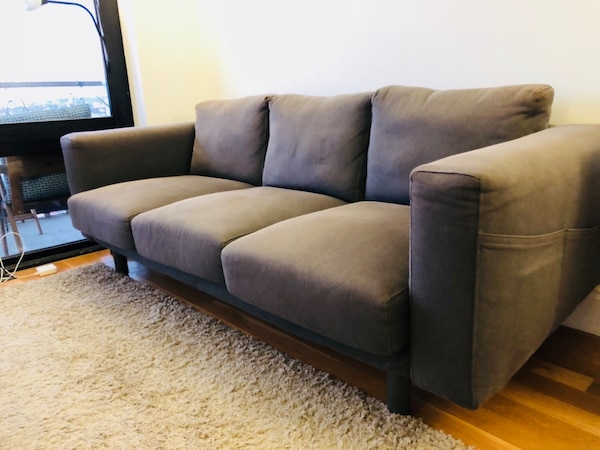 Fantastic Ikea Norsborg Couch Dark Grey Machost Co Dining Chair Design Ideas Machostcouk