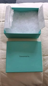 Bigger Tiffany & Co Empty Box