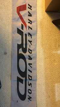 Rare Vrod dealer only banner Central Okanagan, V1X 6L5