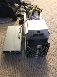 Antminer d3 crypto dash miner 19th/s brand new with power supply North Attleboro, 02760