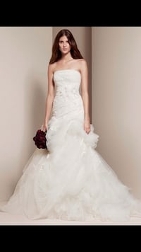 Vera by vera wang wedding dress Milpitas, 95035