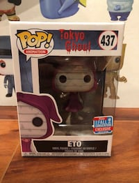Eto #437 Tokyo Ghoul NYCC 2018 Fall Convention Exclusive MINT 29 mi