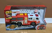 FastLane Lights and Sounds Firetruck Mississauga, L4Y