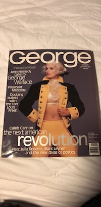 George Magazines Annandale, 22003
