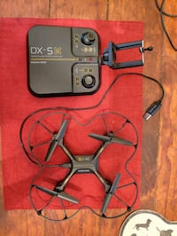 Sharper image DX-5 drone works great. Only flown a few times