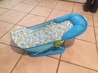 baby's blue and white bather New Carrollton, 20784