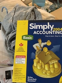 Simply accounting 2 program Bowmanville, L1C 4P2