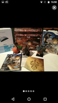 Monster Hunter tri limited Edition Nintendo Wii Werther, 33824
