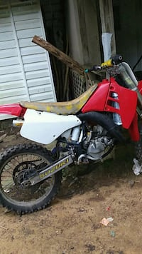 RM 125 bored 30 over runs really good for a 1994 s Williamsburg, 40769
