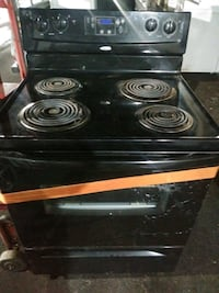 Black ElEtrIc STOVE FREEE????DELIVERY