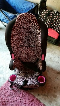 baby's black and pink Cosco car seat Jacksonville, 32210