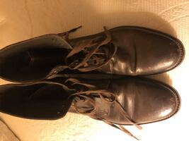 Too Boot New York vintage leather boots