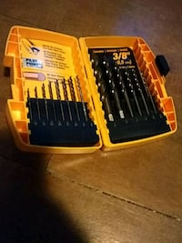 DeWALT New Drill Bit Set w/Case Tucson, 85716