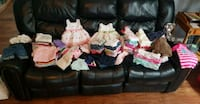 Girls clothes 3 to 6 months