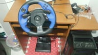 Logitech driving force motorlu