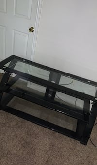 Glass TV stand Tulsa, 74104