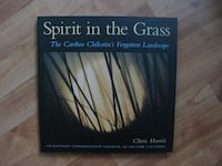 """Spirit in the Grass"" autographed book VANCOUVER"