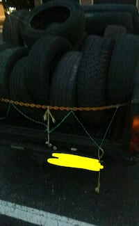 Truckloads of tires delivered to your shop Davenport, 33896