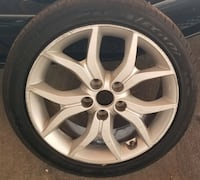 Audi A6 spare tire 2006-2008 Los Angeles