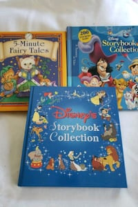 3 excellent condition story books Collection  Woodbridge, 06525