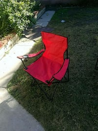 Sports Authority red folding chair Buena Park, 90620