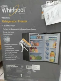 **Brand New*** small refrigerator