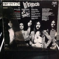 Scorpions - In Trance - LP İstanbul