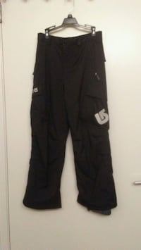 Burton black insulated snow/ski pants Santa Monica, 90401