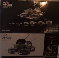 black and gray electric kettle box Gaithersburg, 20878