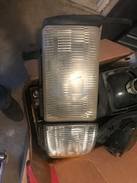 94-02 Dodge Ram headlights Akron, 44319